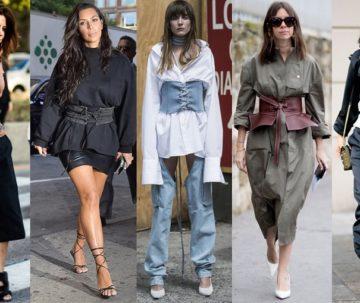 Корсет - модный тренд или пережиток прошлого?