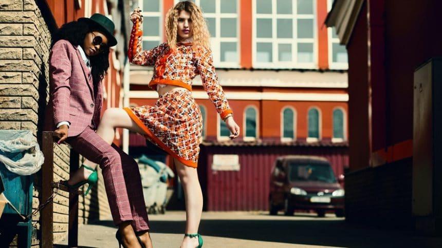 Возвращение моды 80-х: модные тенденции 2019-2020