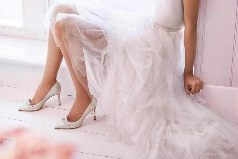 Шикарная свадебная обувь Bridal от Jimmy Choo
