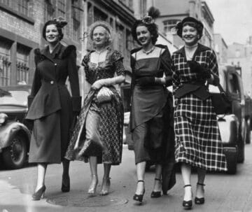 Кто формирует современную моду?