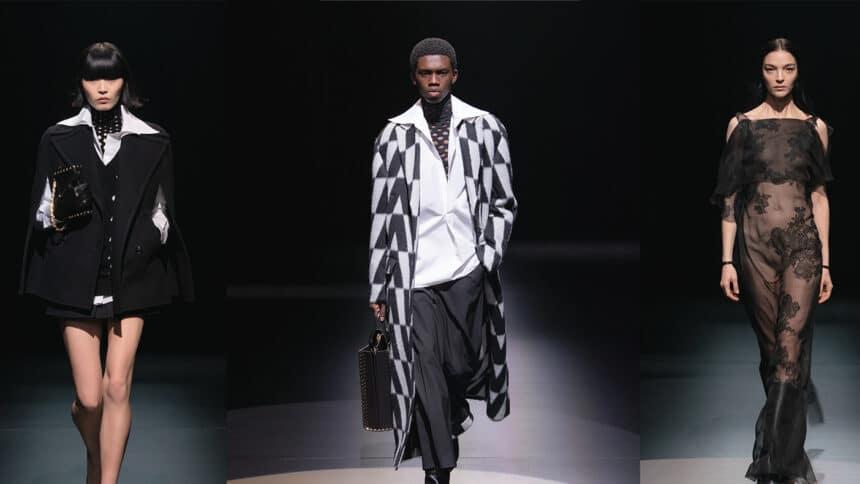 Осенне-зимняя коллекция Valentino Couture